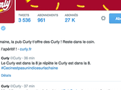 Curly innove avec campagne Social
