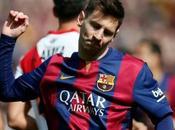 Liga Messi brille, Barça dépasse Real