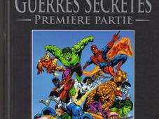 guerres secretes (hachette, marvel collection reference)