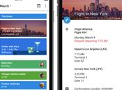 Google Agenda pour iPhone