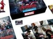 coffret pré-réservation FNAC pour Avengers L'ère d'Ultron
