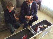Robert Downey offre bras bionique jeune handicapé