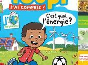 Ecologie magazines mobilisés pour expliquer énergies vertes enfants