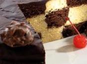 Réussissez votre gâteau damier