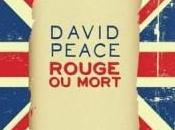 Critique Rouge mort David Peace