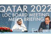 Qatar Polémiques autour Mondial 2022 football
