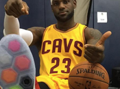 LeBron James, meilleur vendeur sneakers 2014