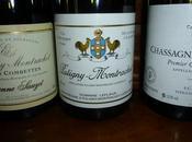 Dégustation l'aveugle vins Côte Beaune blancs Premiers Crus (fin)
