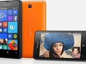 Microsoft Lumia officialisé prix