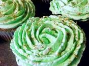 Cupcakes menthe-chocolat