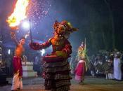 festival Theyyam Danse dieux