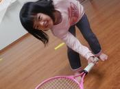 Lorsqu'un père demande fonds pour fille devienne star tennis