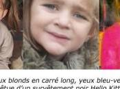 Avis recherche Fiona, ans, disparue 2013