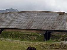 salle festins Viking découverte Suède