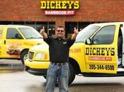 Dickey's Barbecue restaurant typiquement