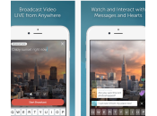 Twitter Periscope, application streaming vidéo iPhone