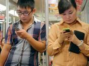 consommateurs chinois hyper connectés