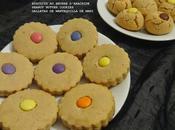 Biscuits beurre d'arachide peanut butter cookies galletas mantequilla mani