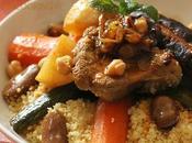 Couscous marocaine