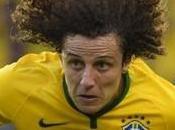 David Luiz avec cheveux courts