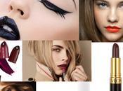 couleurs tendance rouge lèvres 2015-2016!!