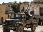 Syrie ville stratégique d'Idleb tombe mains d'el-Qaëda