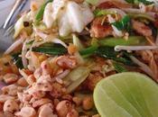 Nouilles sautées Thaï