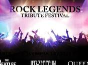 Beatles, Zeppelin Queen même scène! Avec Rock Legends Tribute Festival investira Palais Sports Paris jeudi avril 2015