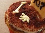 Cupcake marbré mort tue!
