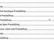 Guide gratuit pour PrestaShop