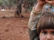 petite Syrienne émeut Toile