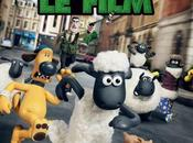 Cinéma Shaun mouton, affiche bande annonce (Shaun Sheep Movie)