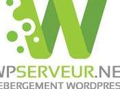 Serveur Enfin hébergeur français pour sites #WordPress
