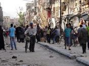 majeure partie camp palestinien Yarmouk Damas mains l'État Islamique