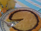 Comme tarte pour Pâques lorsque chocolat rencontre pamplemousse