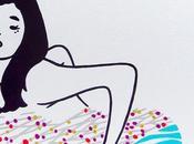 illustrations trait culottées Nimura Daisuke