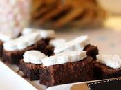 Brownies pépites chocolat guimauves