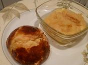 Beignets compote pommes, cuits four