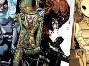 Gotham Freeze, Hatter, Clayface Cour Hiboux dans saison