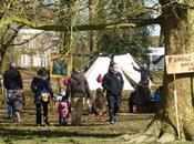 chasse oeufs Pâques médiévale Secours Populaire Lomme
