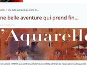 Biennale Aud' Aquarelle Narbonne partie