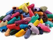 Nuances couleurs pour Pharrell Williams Adidas