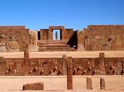 pyramide enterrée site Tiwanaku