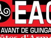 quelle chaîne diffusé match Auxerre-EA Guingamp mardi avril 2015?