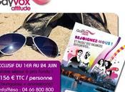 Club Gayvox Attitude, premier club vacances 100% euros semaine