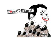 Lili-oto artiste trop radical Point monde l'édition d'éditeur tricote dans consensuel