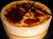 Flan pâtissier gousse vanille Madagascar