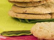 Cookies chocolat blanc réglisse