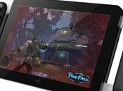 Projet Fiona tablette pour jeux
