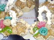 Lakfifettes corbeilles fleuries pour l'Aid